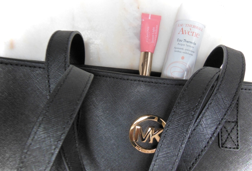 Whats's in my bag louisemilano